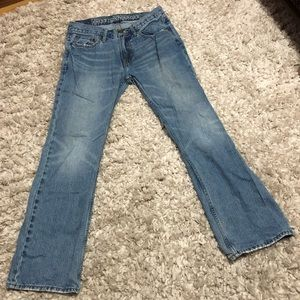 Men's American Eagle jeans low rise boot